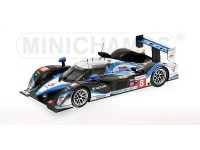 MODELLINO PEUGEOT 908 HDI FAP 2ND 24H LE MANS 2009 IN METALLO MINICHAMPS