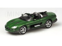 MODELLINO JAGUAR XKR ZAO JAMES BOND 2002 IN METALLO MINICHAMPS