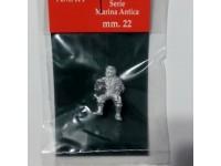 AMATI 8003 MARINAIO IN METALLO 22 mm PER MODELLI NAVALI DA 1/86 A 1/72