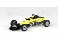 MODELLINO VAN DIEMEN RF81 FORD BRITISH FORMULA FORD CHAMPION 1981 A. SENNA IN METALLO MINICHAMPS