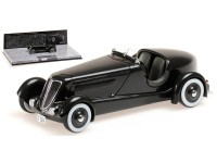 MODELLINO EDSEL FORD MODEL 40 SPECIAL SPEEDSTER EARLY VERSION 1934 IN RESINA MINICHAMPS