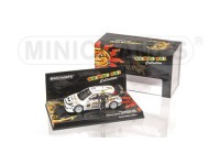 MODELLINO FORD FOCUS RS WRC ROSSI VINCITORE RALLY MONZA 2006 IN METALLO MINICHAMPS