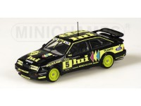 MODELLINO FORD SIERRA RS 500 MANUEL REUTER TEAM GRAB LUI IN METALLO MINICHAMPS