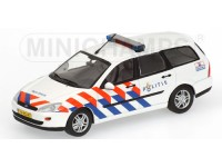 MODELLINO FORD FOCUS TURNIER POLIZIA OLANDESE IN METALLO MINICHAMPS