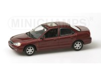 MODEL FORD MONDEO SALOON 1997 RED METAL MINICHAMPS