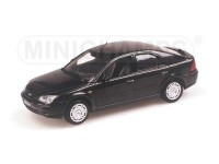 MODELLINO FORD MONDEO FASTBACK 5 PORTE 2001 NERA IN METALLO MINICHAMPS