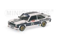 MODEL FORD ESCORT II RS 1800 SUPERSPRINT WINNER DRM NUERBURGRING 1976 METAL MINICHAMPS