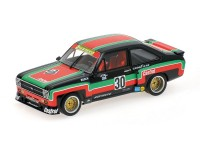 MODELLINO FORD ESCORT II RS 1800 CASTROL VINCITORE DIV.2 DRM MAINZ FINTHEN 1976 IN METALLO MINICHAMPS