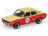 MODELLINO FORD ESCORT I TC ALAN MANN RACING GP TOURING CARS NURBURGRING 1968 IN METALLO MINICHAMPS