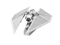 MODELLINO STAR WARS ROGUE ONE TIE STRIKER IN KIT DI METALLO METAL EARTH