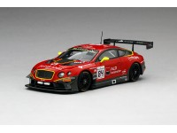 MODELLINO 1/43 BENTLEY GT3 N.84 TEAM HTP 24 ORE SPA 2015 IN RESINA TSM