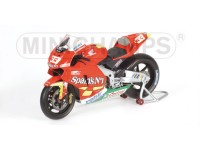 MINICHAMPS MODEL MOTORCYCLE HONDA RC211V M. MELANDRI MOTOGP 2006 1/12