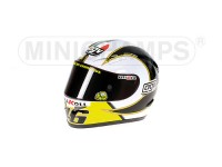 MINICHAMPS MODELLINO CASCO VALENTINO ROSSI VICE WORLD CHAMPION 2006 1/2