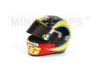 MINICHAMPS MODELLINO CASCO VALENTINO ROSSI WORLD CHAMPION MOTOGP 2005 1/2