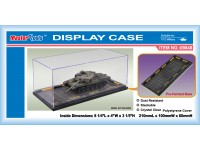 PLASTIC SHOWCASE FOR MODELING 210x100x80 mm TRUMPETER