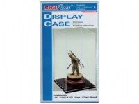 TRUMPETER PLASTIC SHOWCASE 117x117x206 mm FOR CHARACTERS AND FIGURES