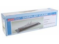 TRUMPETER PLASTIC SHOWCASE 501x149x121 mm FOR SHIP MODELS