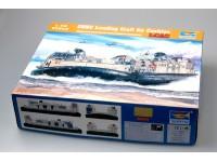 MODELLISMO TRUMPETER KIT MODELLINO JMSDF LCAC LANDING CRAFT 1/72