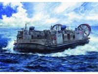 MODELLISMO TRUMPETER KIT MODELLINO JMSDF LANDING CRAFT AIR CUSHION 1/144