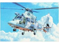 MODELLINO ELICOTTERO AS565 PANTHER HELICOPTER IN KIT 1/35 TRUMPETER