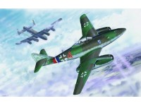 MODELLINO AEREO ME 262 A-1A IN KIT 1/32 TRUMPETER