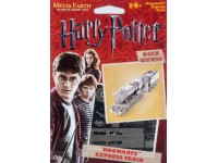 MODELLINO HARRY POTTER HOGWARTS EXPRESS TRAIN IN KIT DI METALLO METAL EARTH