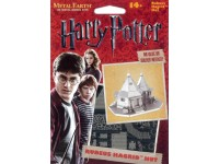MODELLINO HARRY POTTER CAPANNA DI HAGRID IN KIT DI METALLO METAL EARTH