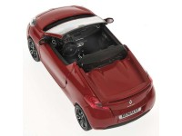 MODELLINO RENAULT WIND 2010 ROSSA IN METALLO MINICHAMPS