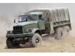 MODELLISMO MEZZI MILITARI HOBBY BOSS RUSSIAN KRAZ-255B SCATOLA DI MONTAGGIO 1/35