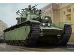 MODELLISMO MEZZI MILITARI HOBBY BOSS SOVIET T-35 HEAVY TANK 1938/1939 SCATOLA DI MONTAGGIO 1/35