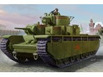 MODELLISMO MEZZI MILITARI HOBBY BOSS SOVIET T-35 HEAVY TANK EARLY SCATOLA DI MONTAGGIO 1/35
