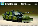 MODELLISMO MILITARE TRUMPETER CHALLENGER II MBT KFOR KIT MONTAGGIO 1/72