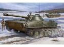 MODELLISMO MILITARE TRUMPETER RUSSIAN PT-76 LIGHT AMPHIBIOUS TANK KIT MONTAGGIO 1/35