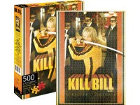AQUARIUS ENT PUZZLE KILL BILL VOLUME 1