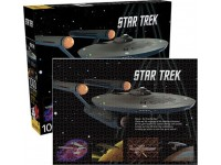 AQUARIUS ENT PUZZLE ENTERPRISE STAR TREK