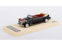 CADILLAC MODEL SERIES 90 V16 PRESIDENTIAL LIMOUSINE QUEEN MARY 1938 IN TSM RESIN