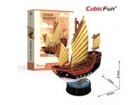 CUBICFUN MODELLINO GIUNCA CINESE IN PUZZLE 3D