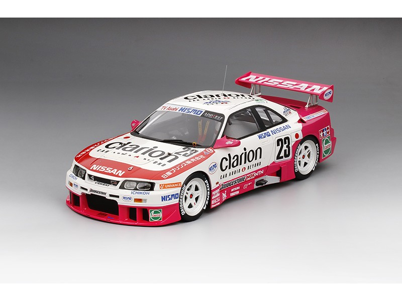 Modellino nissan skyline gt r lm clarion 24 ore le for Nissan offerte speciali