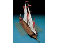 NAVAL MODELING COREL REALE DE FRANCE GALEA OF THE SEVENTEENTH CENTURY