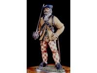 Soldatino figurino Alasdair MacDonald - Capo Scozzese poste militaire
