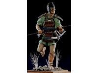 Soldatino figurino Ashigaru Fante Giapponese poste militaire