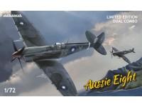 Aussie Eight DUAL COMBO aereo in kit Eduard