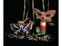 Amati Maschera farfalla kit di montaggio in legno