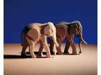 Amati Elefante piccolo kit di montaggio in legno
