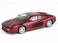 Modellino FERRARI F512 M 1994 USA VERSION BBR Models