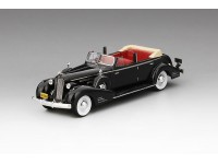 MODELLINO CADILLAC V16 CONVERTIBLE SEDAN 1936 NERA TSM MODEL