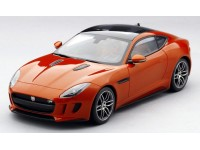 MODELLINO JAGUAR F-TYPE R COUPE' FIRESAND METALLIC TSM MODEL