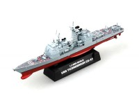MODELLINO INCROCIATORE USS CG-47 TICONDEROGA CRUISER EASY MODEL