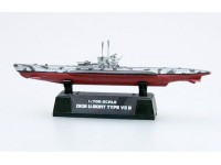 MODELLINO SOMMERGIBILE GERMAN U-BOOT TYPE VIIB EASY MODEL