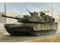MODELLINO CARRO ARMATO US M1A1 AIM MBT KIT TRUMPETER